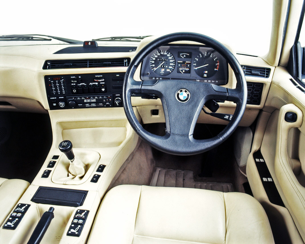 BMW Convertible bmw 735i interior 1984 BMW 745i E23 5-Speed manual M88 engined SA model road test ...