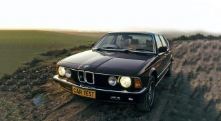 1984 BMW 745i E23 5-Speed manual M88 engined SA model road test