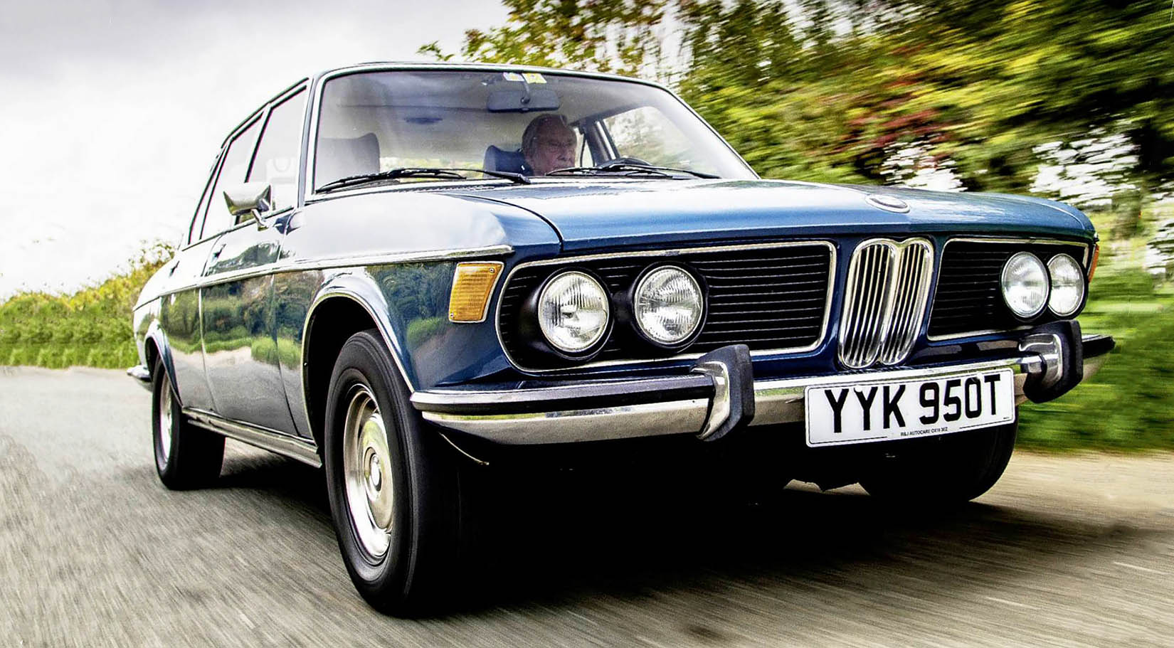 1974 BMW 30S E3 Life Cycle  DriveMy Blogs  Drive
