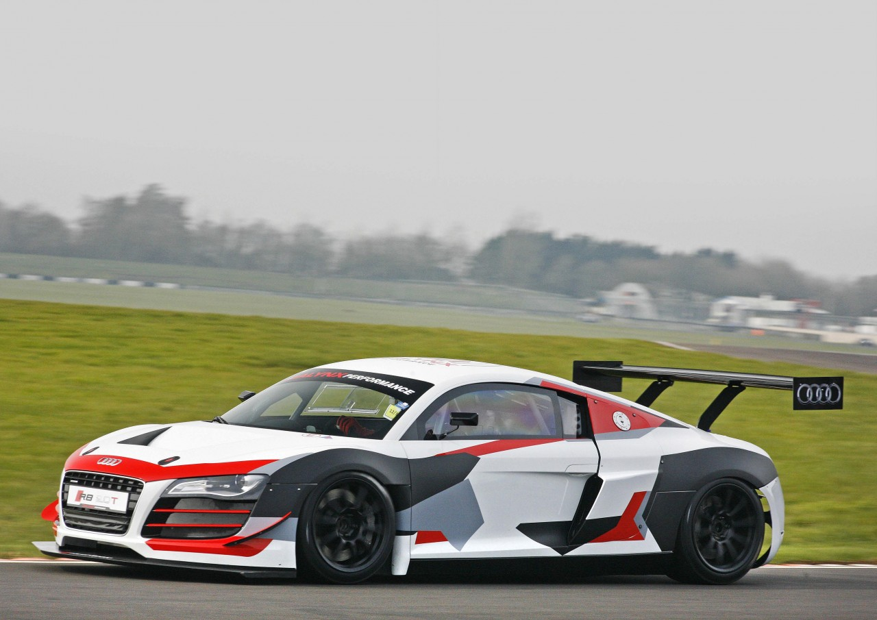 Audi R8 2 0t Typ 42 Lms Dialynx Performance Drive My