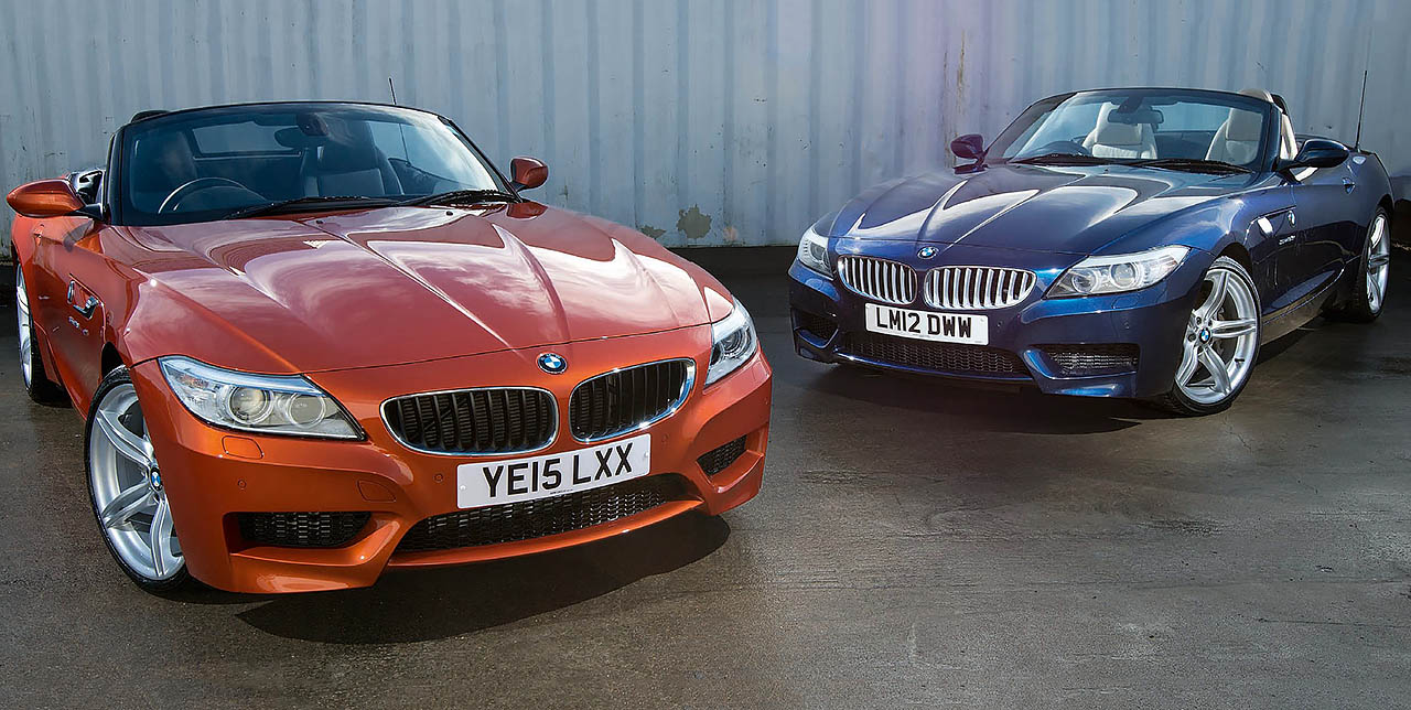 New Bmw Z4 Sdrive18i M Sport E89 Vs Used Bmw Z4 Sdrive35i