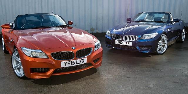 New BMW Z4 sDrive18i M Sport E89 vs. Used BMW Z4 sDrive35i M Sport E89
