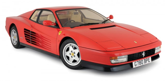 Buyers' Guide Ferrari Testarossa what you need to know about owning an appreciating classic