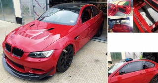 BMW E92 M3 Track Project Part V