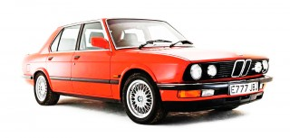 BMW 5-Series E28 UK price analysis