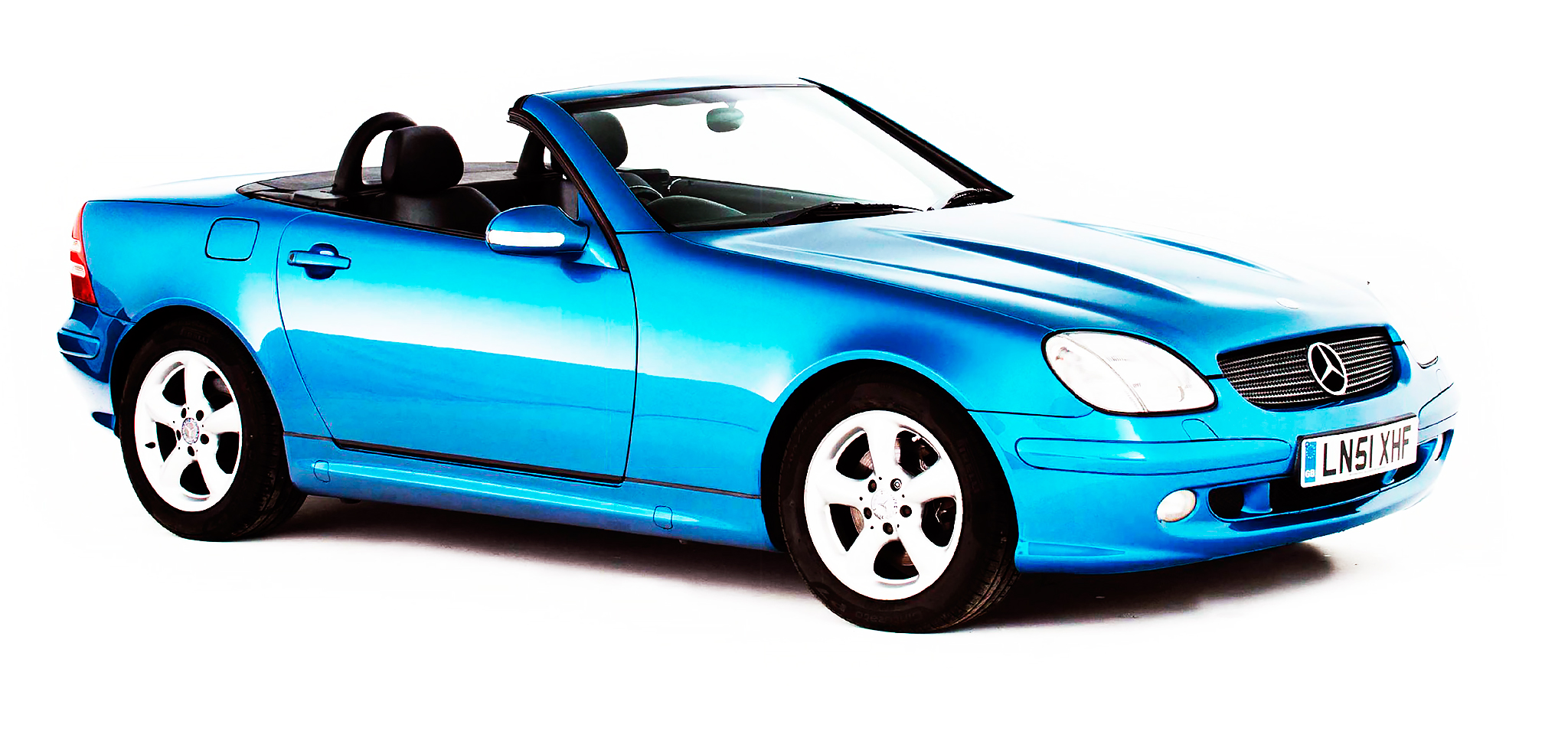 Full Buying Guide Mercedes-Benz SLK R170 roadster - Drive-My Blogs