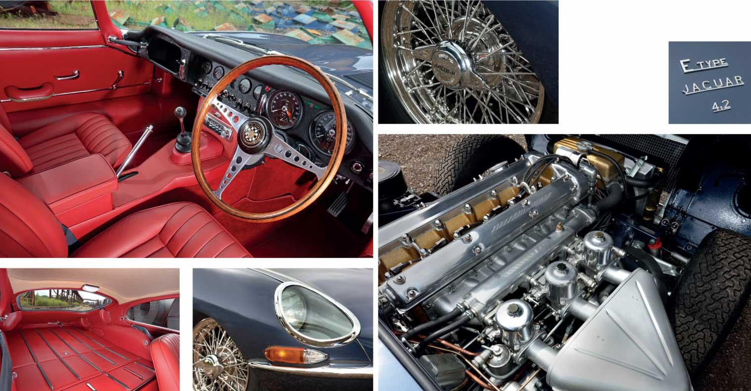 Epic jaguar e type restored drive my blogs drive epic jaguar e type restoration pooptronica