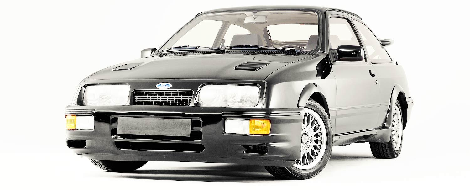 Buyer's Guide 1986-1992 Ford Sierra RS Cosworth - Drive-My