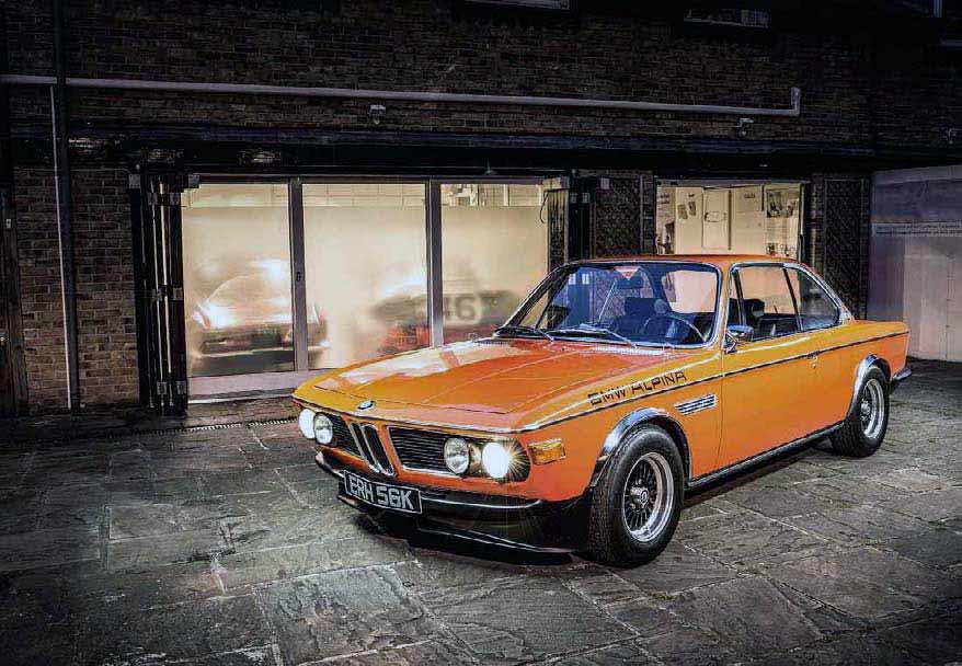1971 BMW Alpina 3.0 CSL B2S E9 - Drive-My Blogs - Drive