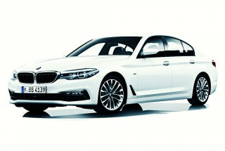 New BMW 5 Series G30