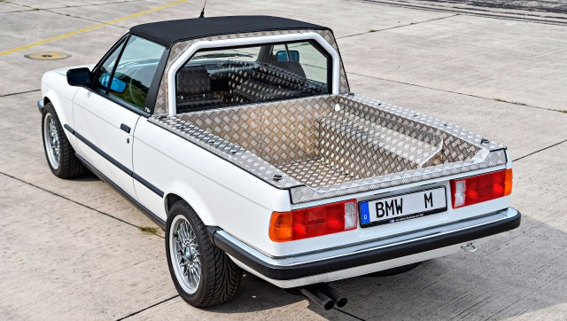 BMW M3 rarities revealed