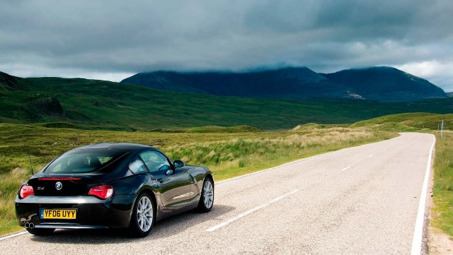 Buying Guide: the sublime BMW Z4 3.0Si Coupé E86