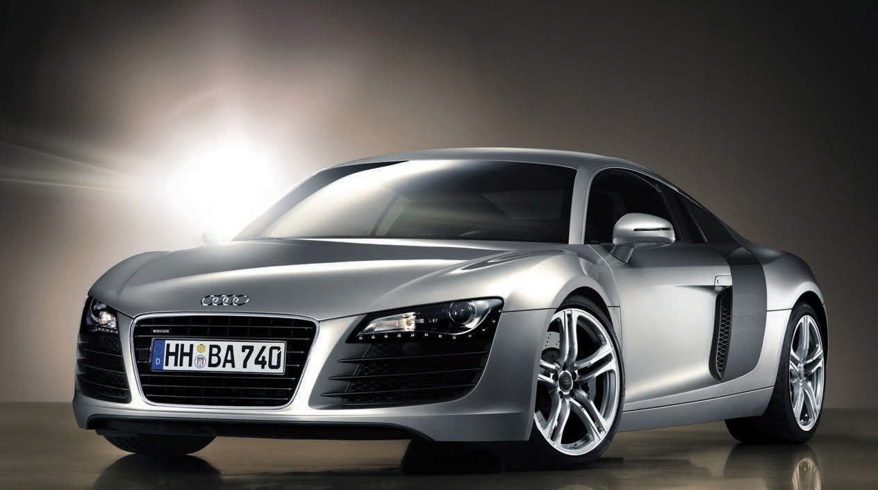 The Supercar History Audi R8 Typ 42 First Generation