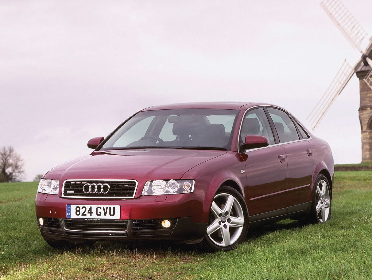 Buying guide audi a4 b6 8e drive my blogs drive for Mueble 2 din audi a4 b6