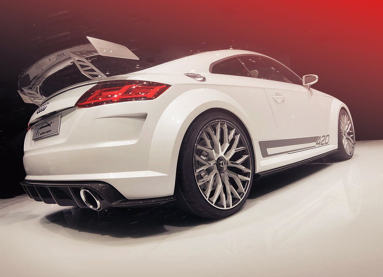 Audi Tt For Sale >> The ultimate 2.0-litre Audi TT 8S? - Drive-My Blogs - Drive