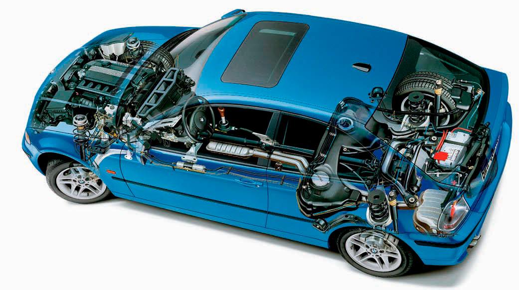 сomplete Guide Bmw E465 3 Series Compact Petrol Models Drive My