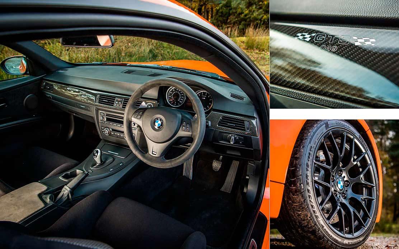 BMW M3 GTS E92 Interior