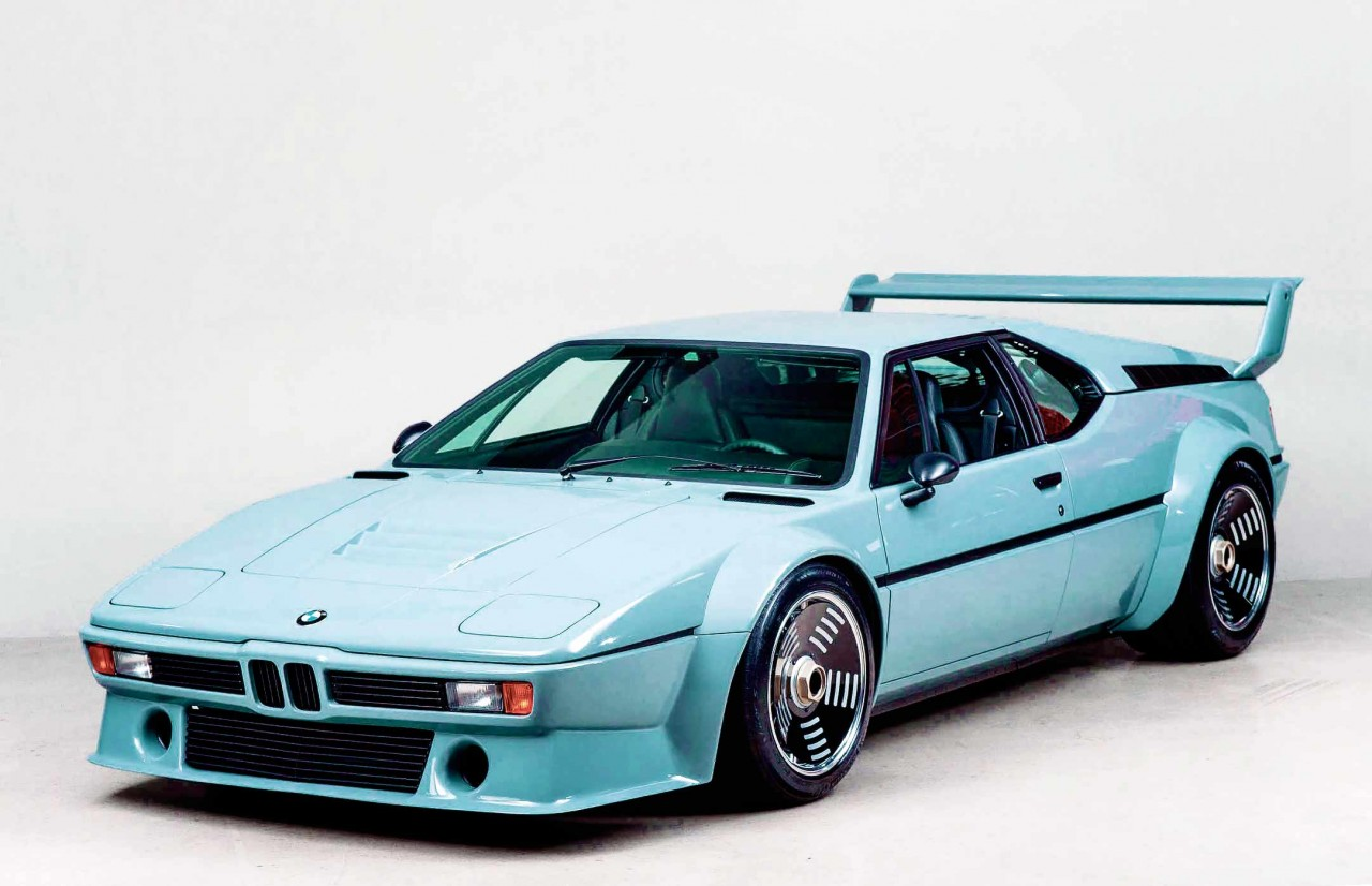 BMW M1 For Sale >> Stunning BMW M1 Procar E26 - Drive-My Blogs - Drive