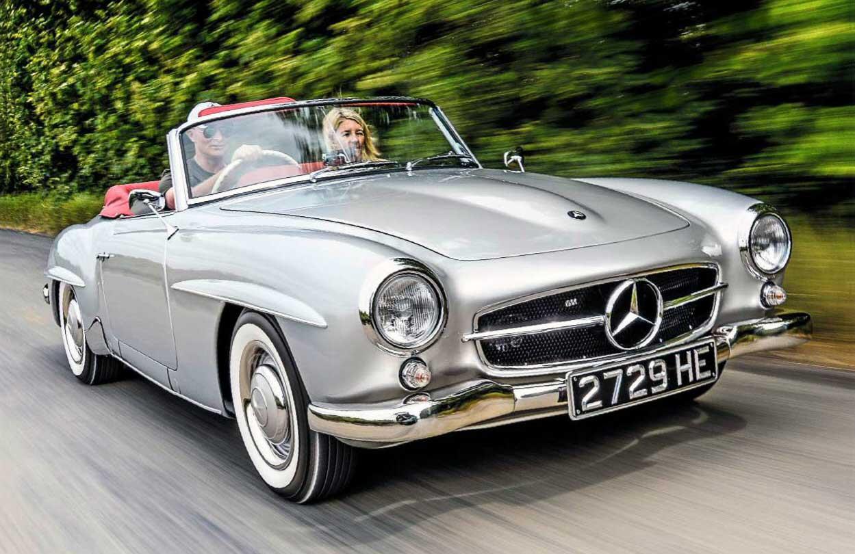 1961 mercedes benz 190sl w121 epic restoration drive my blogs 1961 mercedes benz 190sl w121 resto sciox Images