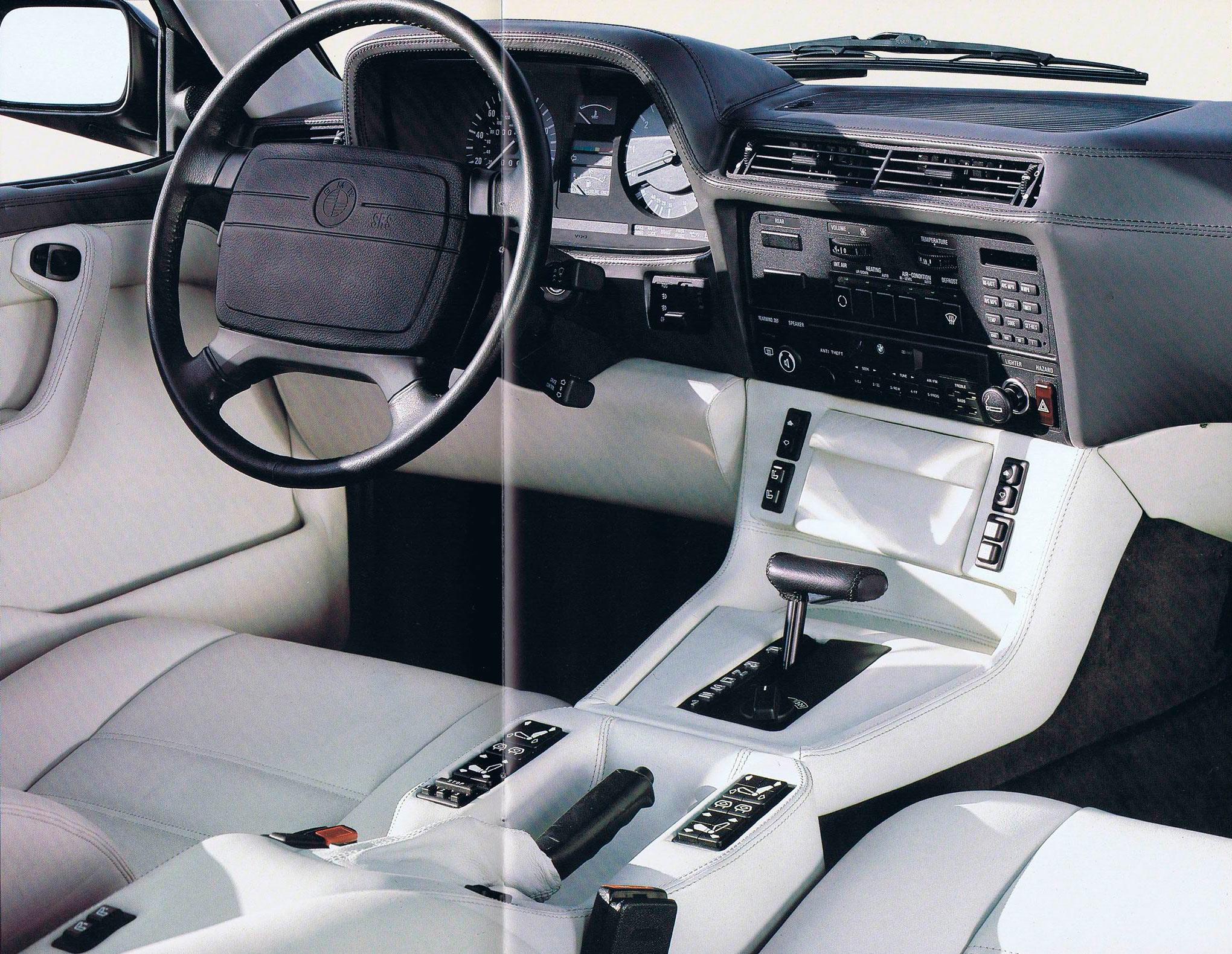 BMW E23 733i 735i L7 Heater Control Valve Genuine NEW