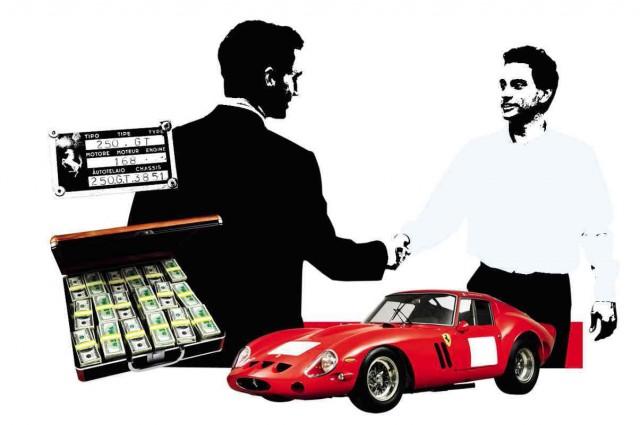 How to buy a Ferrari 250 GTO?