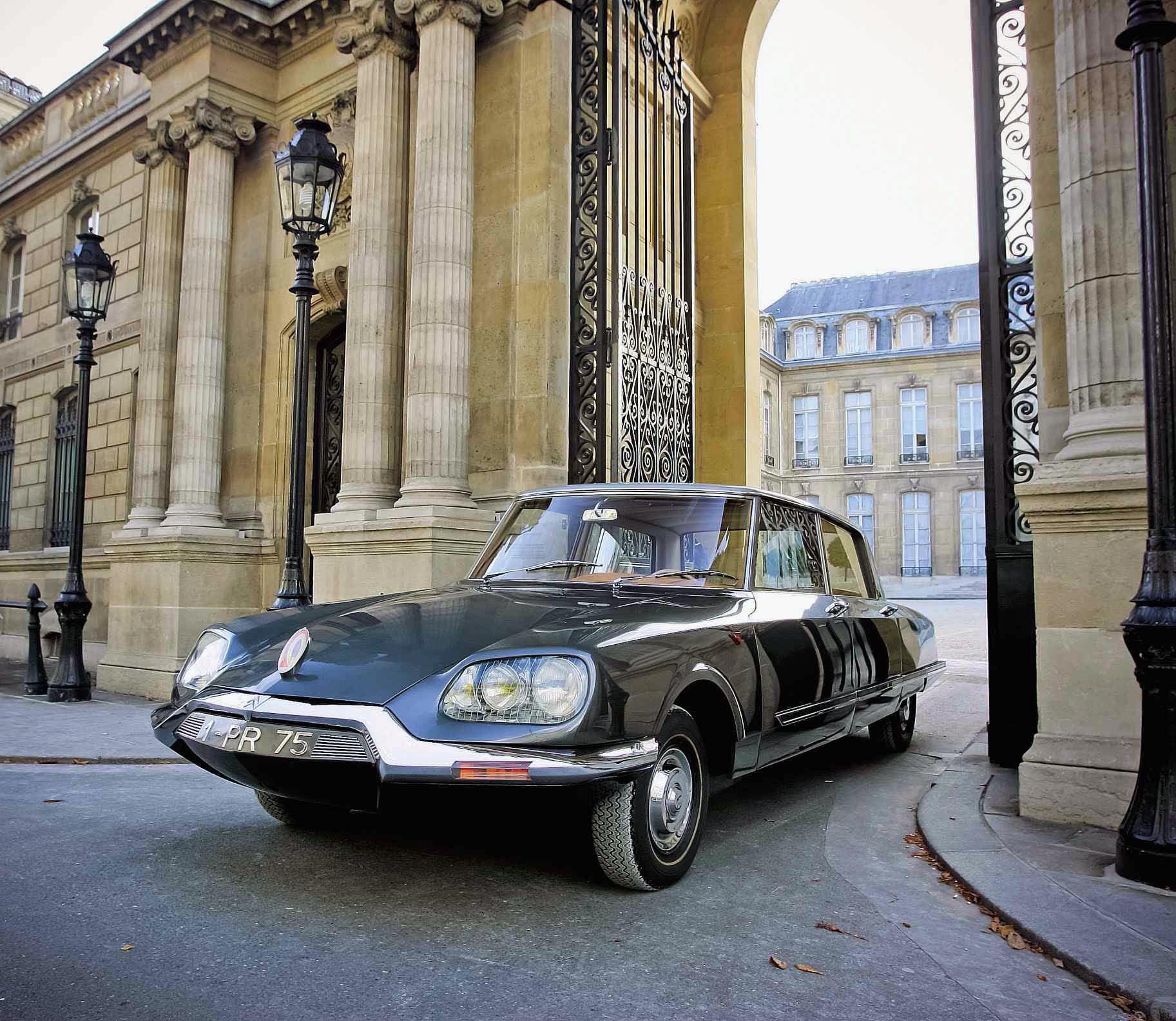 Motorfaq Citroën Ds Tiburón Historia Y Evolución