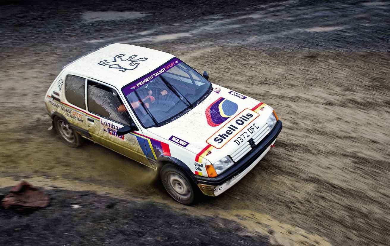 100+ [ Peugeot 205 Rally ] | Peugeot 205 Gti Rally Dirt 4 ...