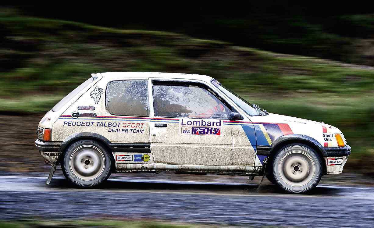 1987 Group A Peugeot 205 GTi 1.6 - Drive-My Blogs - Drive