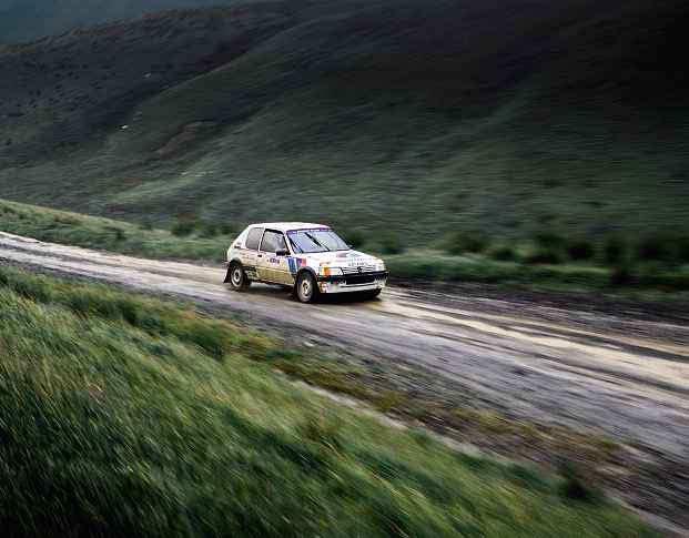 1987 Group A Peugeot 205 GTi 1.6 - Drive-My Blogs - Drive