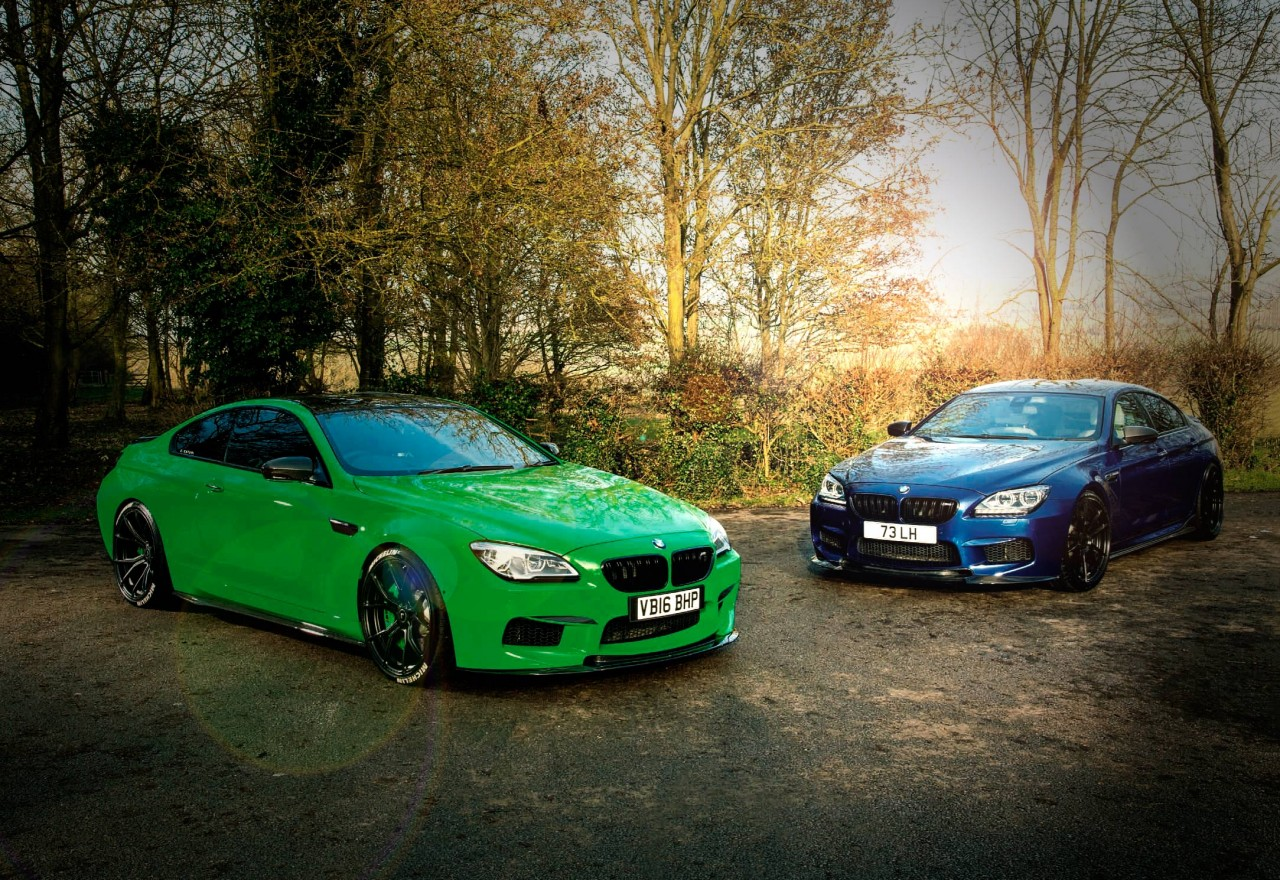 Open Road Bmw >> BMW M6 Competition Evolve F13 vs. BMW M6 Gran Coupé Evolve F06 - 730bhp supercars road test ...