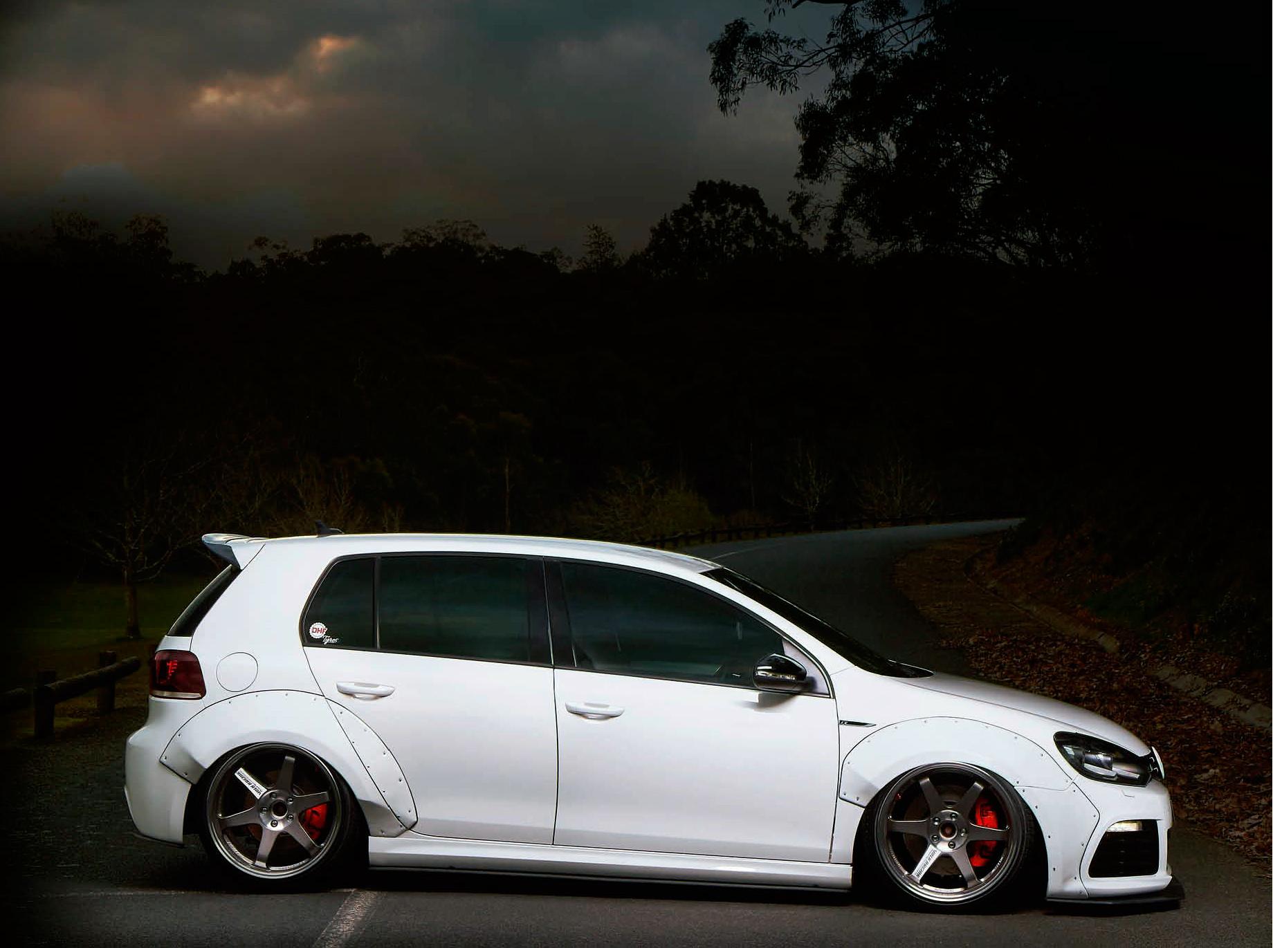 Vw golf r mk6 cars one love - Volkswagen Golf R Mk6 Tuned