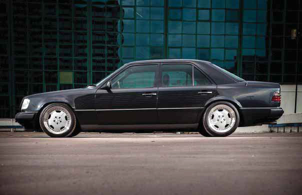 1992 Mercedes-Benz 320E W124 tuned by Lotec - Drive-My Blogs - Drive