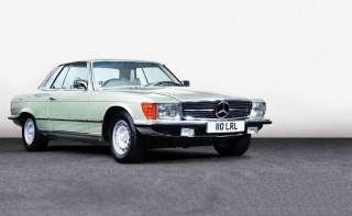 Buyer's Guide Mercedes-Benz C107 SLC