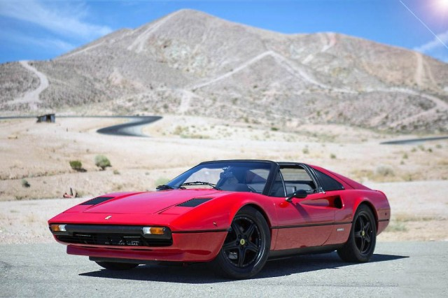 """Eric's """"Obscene"""" Electric Ferrari 308GTS 415hp power monster"""