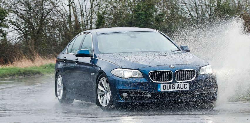 BMW 520d M Sport G30 vs  BMW 520d SE F10 - Drive-My Blogs