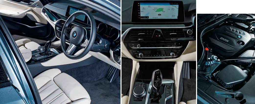 BMW 520d M Sport G30 vs  BMW 520d SE F10 - Drive-My Blogs - Drive