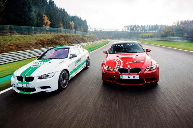 We head over to Spa Francorchamps to sample Spa RSR's standard and modified BMW E92 M3s