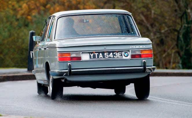 1967 BMW 2000 Saloon - Drive-My Blogs - Drive