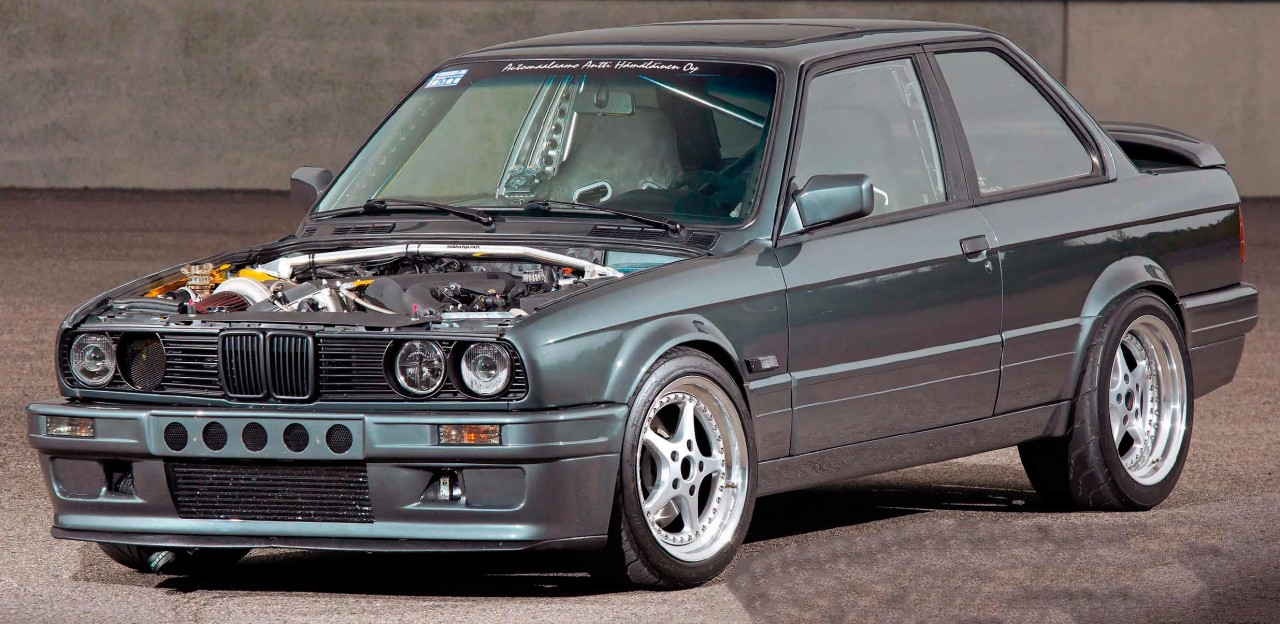 1081hp Turbo S38 Engined Bmw E30 Drive My Blogs Drive