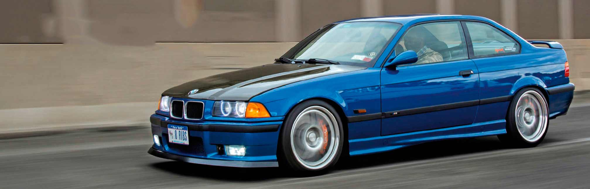 Supercharged 1995 bmw m3 e36 458whp