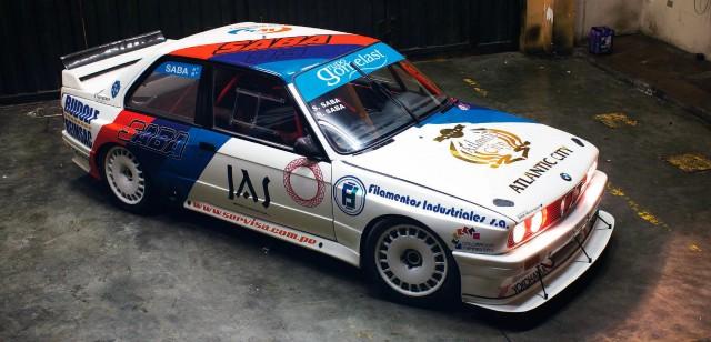 BMW M3 E30 DTM Replica