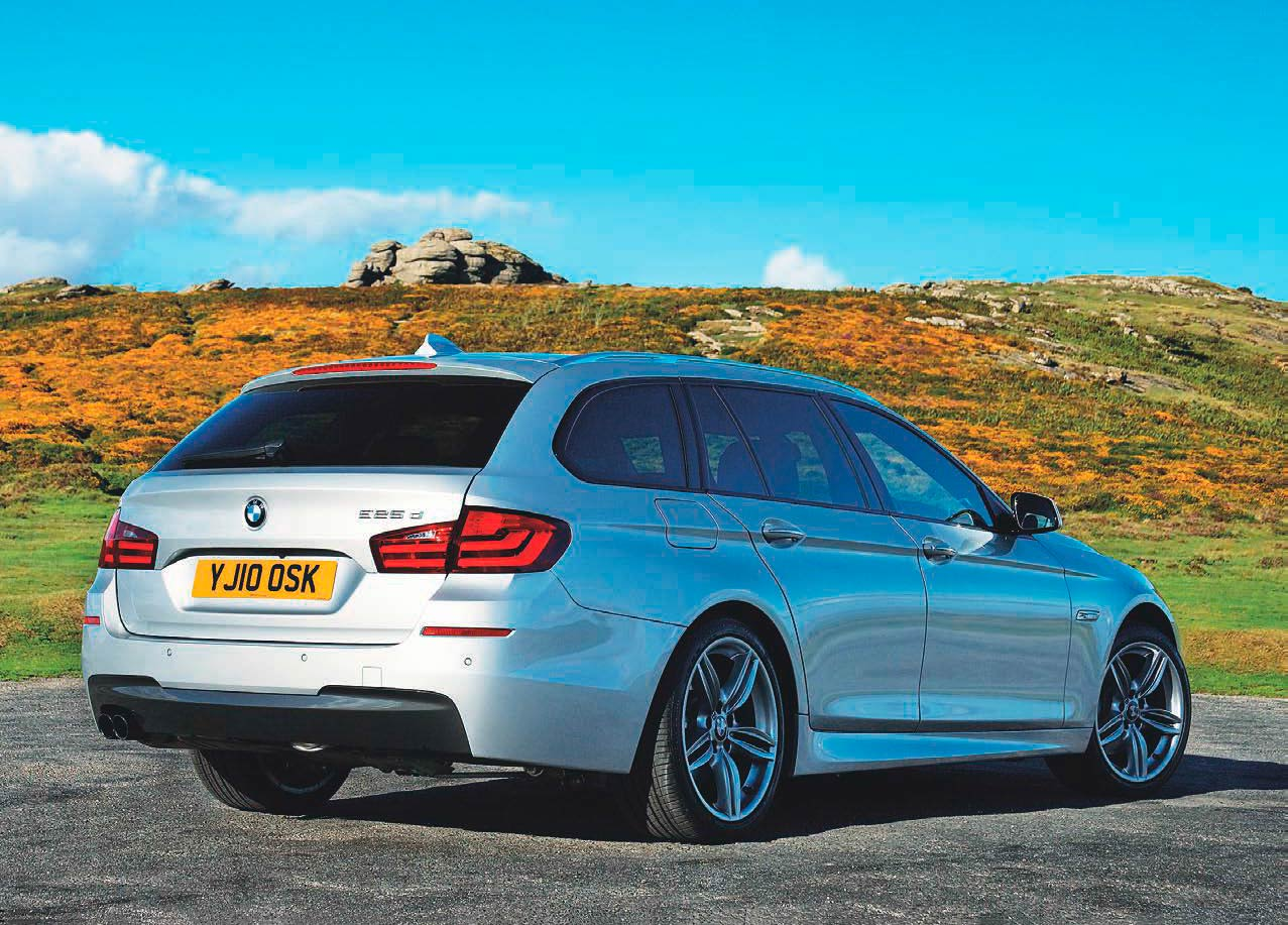 BMW F11 5 Series Diesel Touring Buying Guide - Drive-My