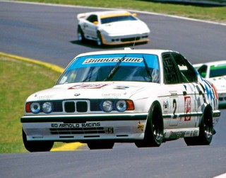 1993 BMW M5 E34 IMSA Race Car