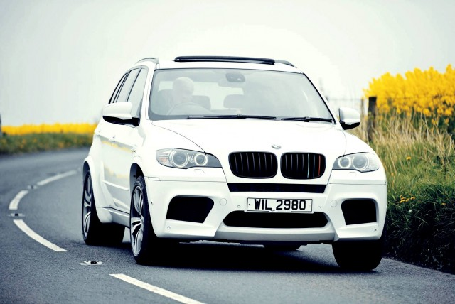 Owner's view BMW X5M E70