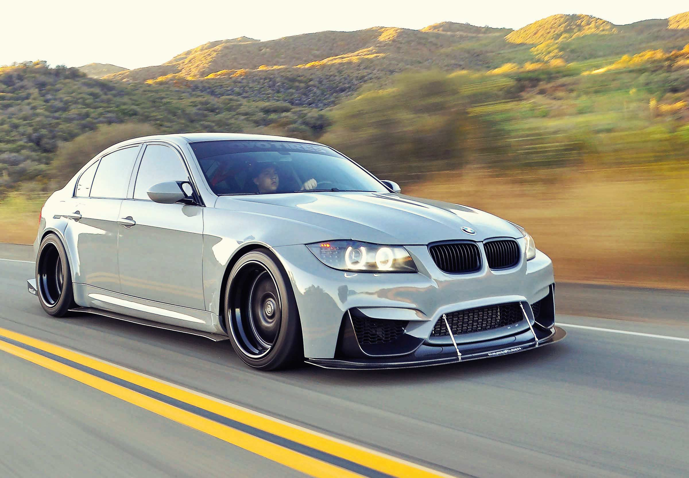 Wide Body Wtcc Style Bmw 335i E90 Drive My Blogs Drive
