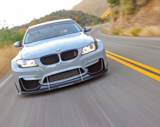 Wide-body WTCC-style BMW 335i E90 - Drive-My Blogs - Drive