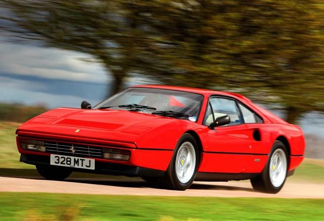 Epic Restoration Ferrari 328GTB