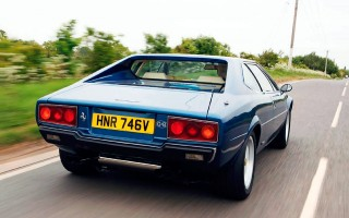 Buyer's guide Ferrari 308GT4
