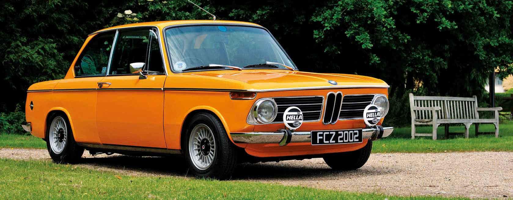 1974 Bmw 2002 Tii E10 In Garage Drive My Blogs Drive