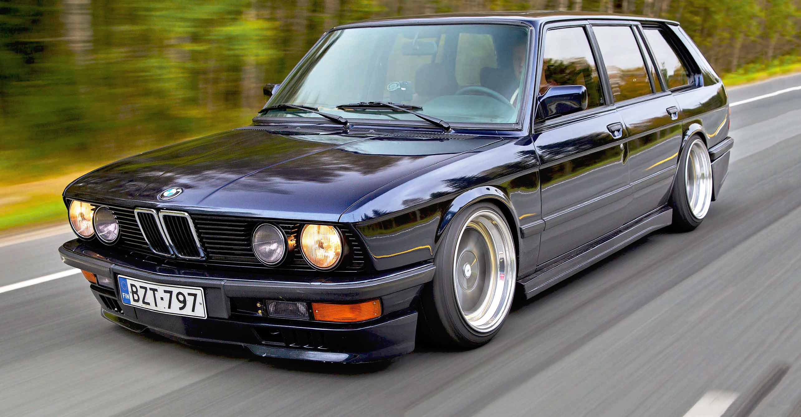 Ultra Rare Bmw 535i Touring E28 Drive My Blogs Drive